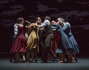 Ballett am Rhein Düsseldorf / Duisburgb.26 Dark Elegies ch.: Antony Tudor