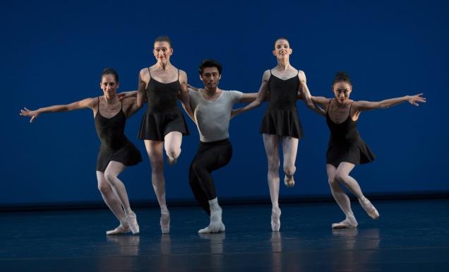 b.33 Ballett am Rhein_Düsseldorf/DuisburgStrawinsky Violinkonzert_Balanchine