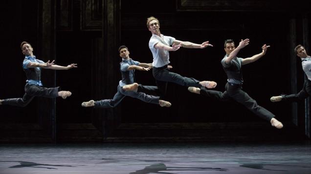 b.36 Ballett am Rhein Düsseldorf DuisburgSCHWANENSEE ch.: Martin Schläpfer
