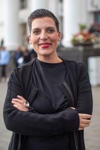 28.09.2018, DU Duisburg , Opernscouts Deutsche Oper am Rhein , Opernplatz.