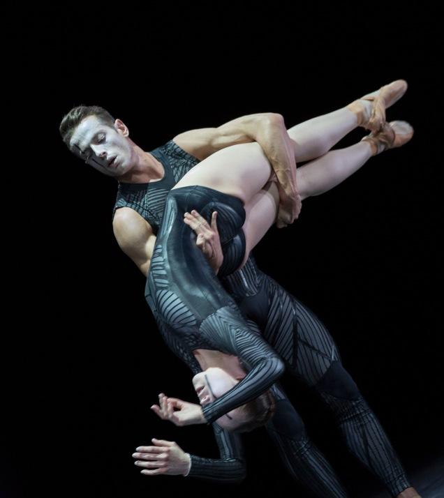 b.35. Ballett am Rhein Düsseldorf/Duisburg Abendlied. ch.: Remus Sucheana