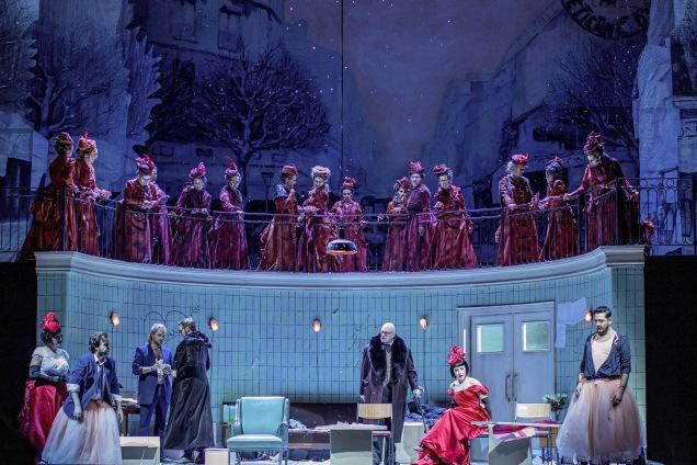 06.11.2019, DU Duisburg , Deutsche Oper am Rhein, Theater der Stadt Duisburg , Generalprobe.